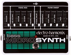 Electro Harmonix – Micro Synth Bass