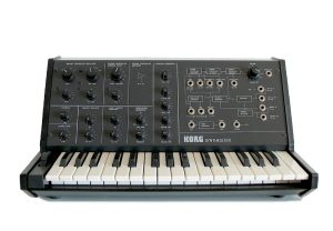 Synthé - Korg MS10