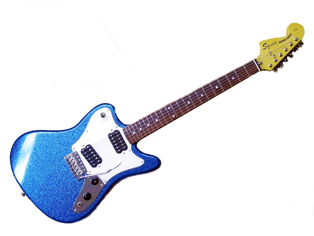 Squier Supersonic