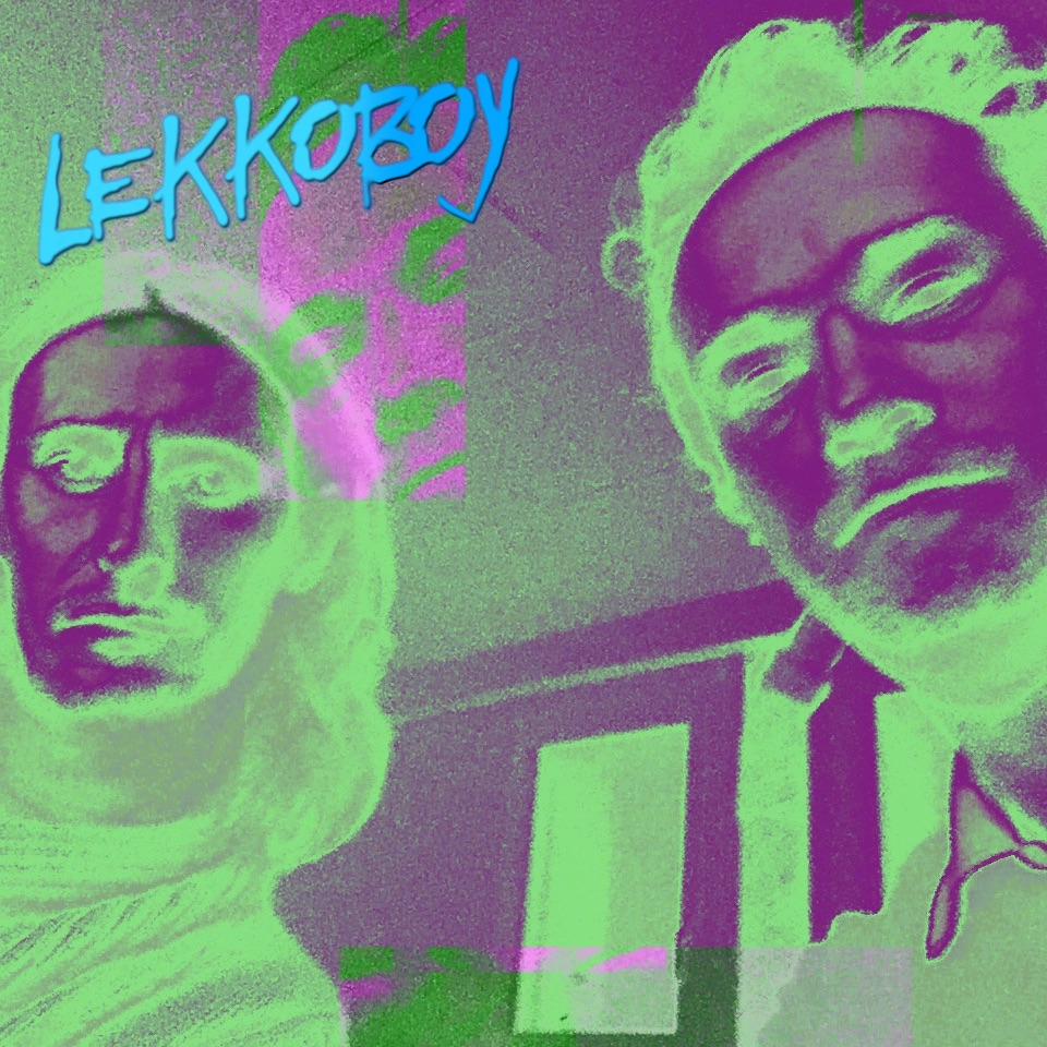 lekkoboy redgreen - ENREGISTREMENT
