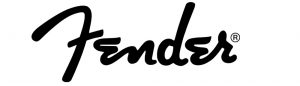 logo fender 300x86 - Studio d'enregistrement